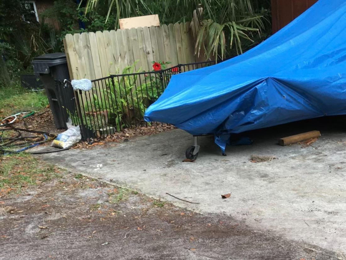 Yulee, Fl Yard junk removal - After Photo
