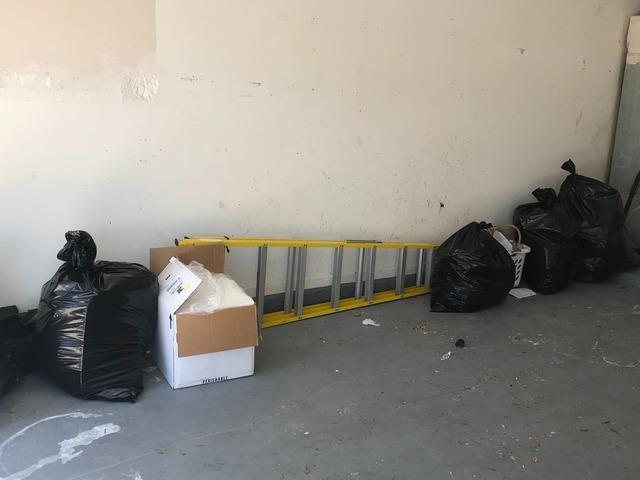 Green Cove Spings, Fl Garage clean out