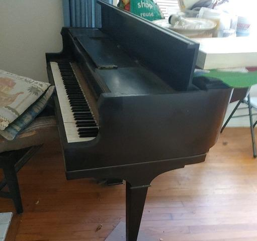 Jacksonville, FL Piano removal