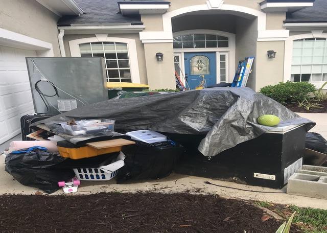 Jacksonville Beach, FL Junk removal