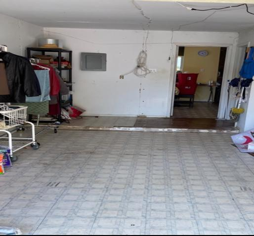 Garage Cleanout Services, Schertz, TX - After Photo