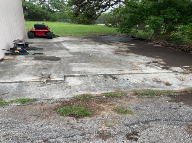 Yard Debris & Waste Removal Services, Canyon Lake, TX - After Photo