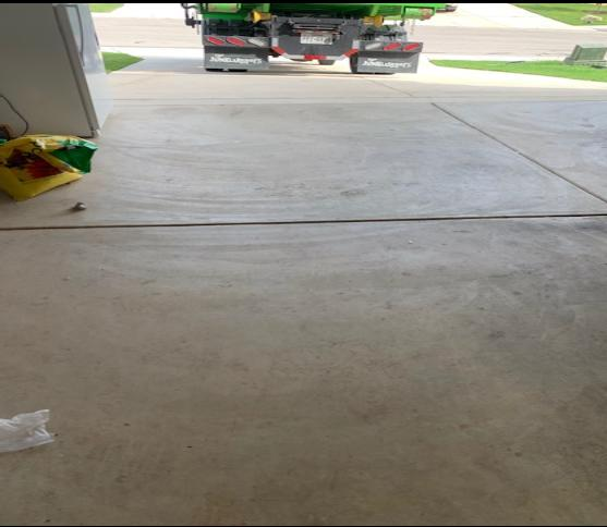 Garage Clean Out Services Boerne,TX - After Photo