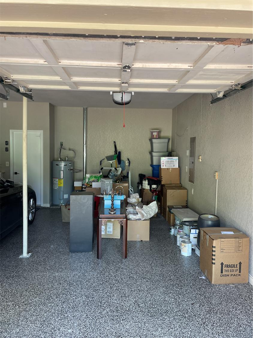 Garage Cleanout Services in Alamo Heights, TX - After Photo
