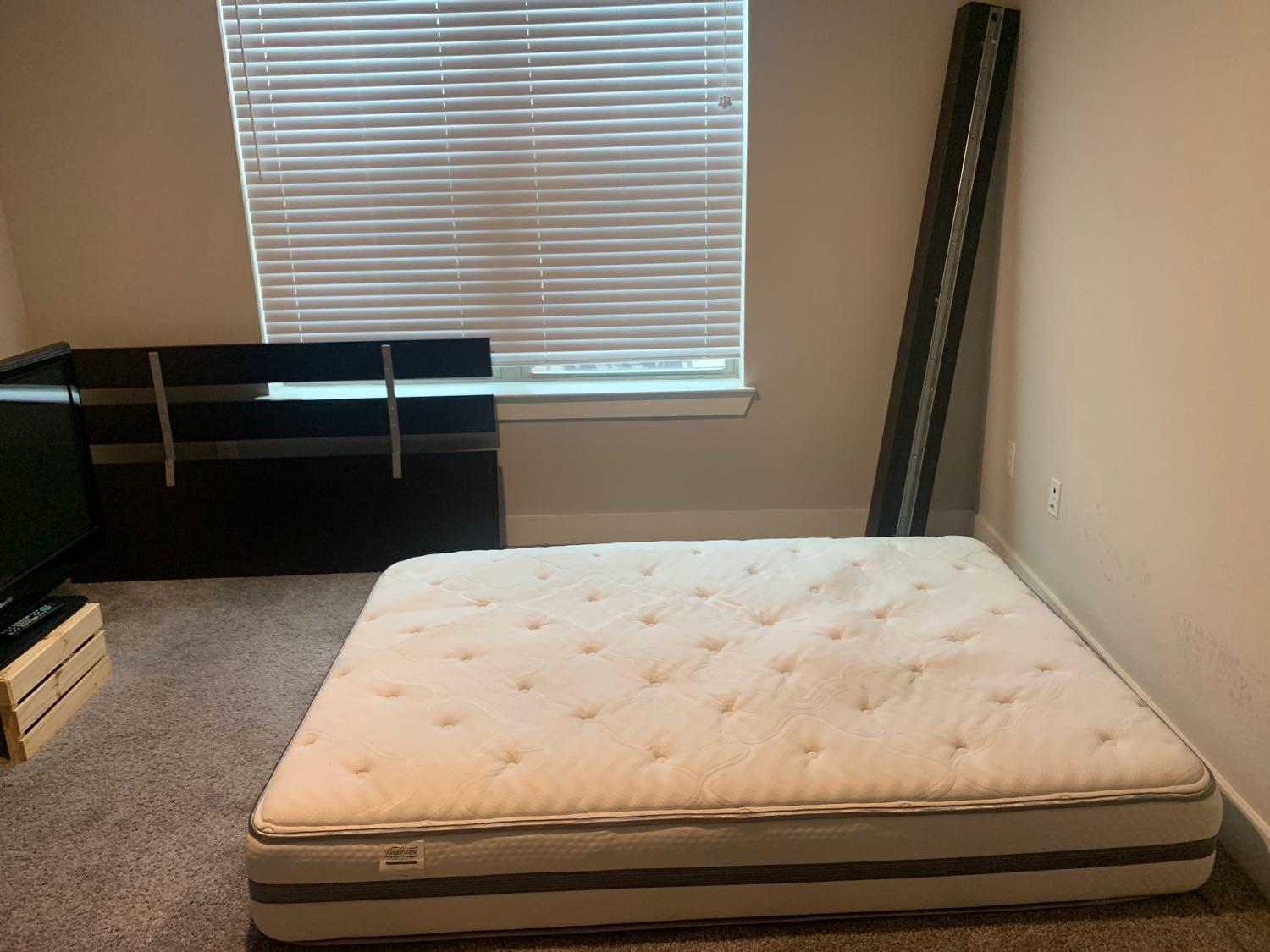 Mattress Removal in Boerne, TX - Before Photo