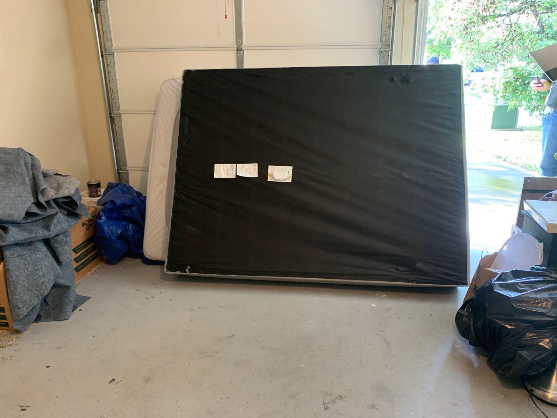 Mattress Removal Services, Shavano Park, TX - Before Photo