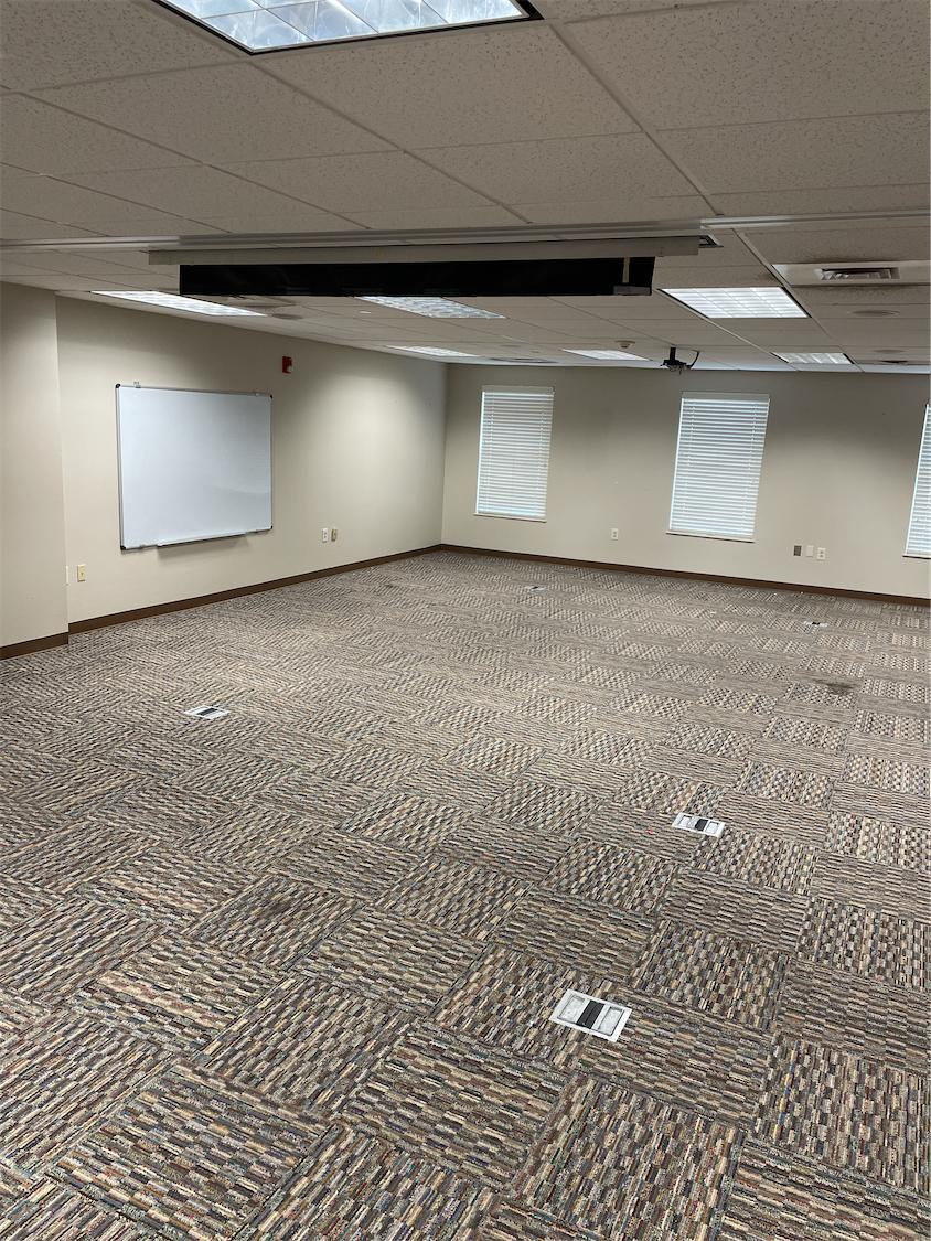 Office Cleanout Services in San Antonio, TX - After Photo