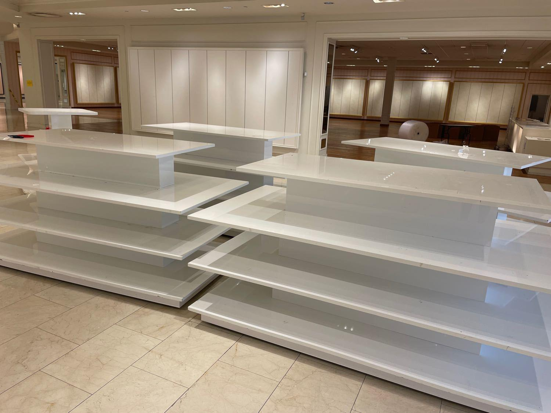 Retail Cleanout Services, San Antonio, TX - Before Photo