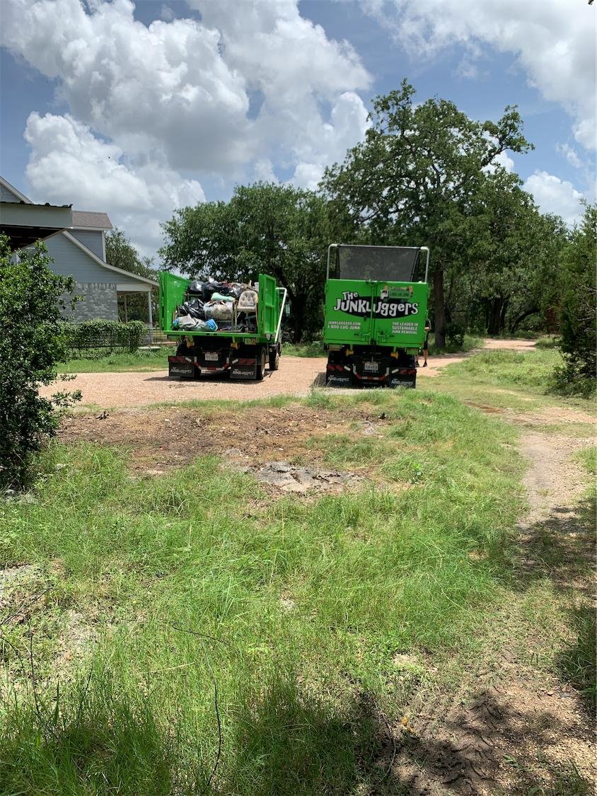 Estate Cleanout Services New Braunfels, TX - After Photo