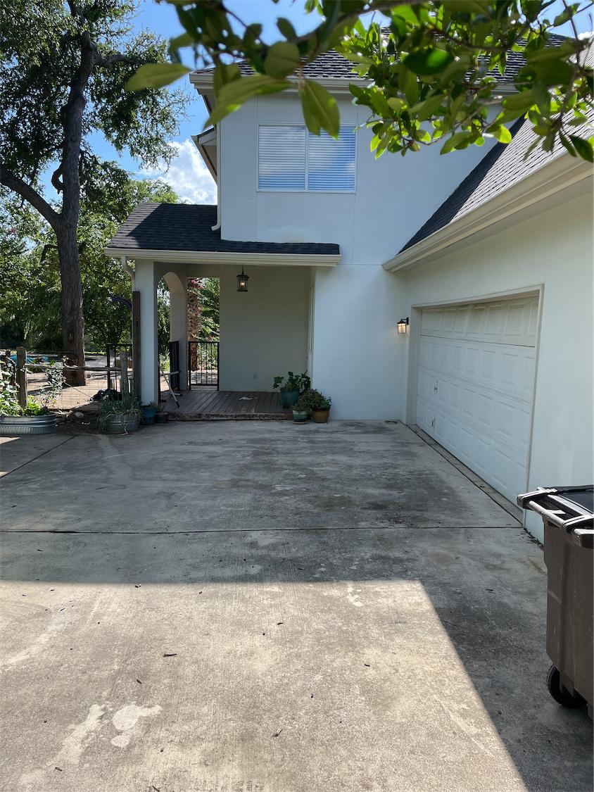 Curbside Services Boerne, TX - After Photo