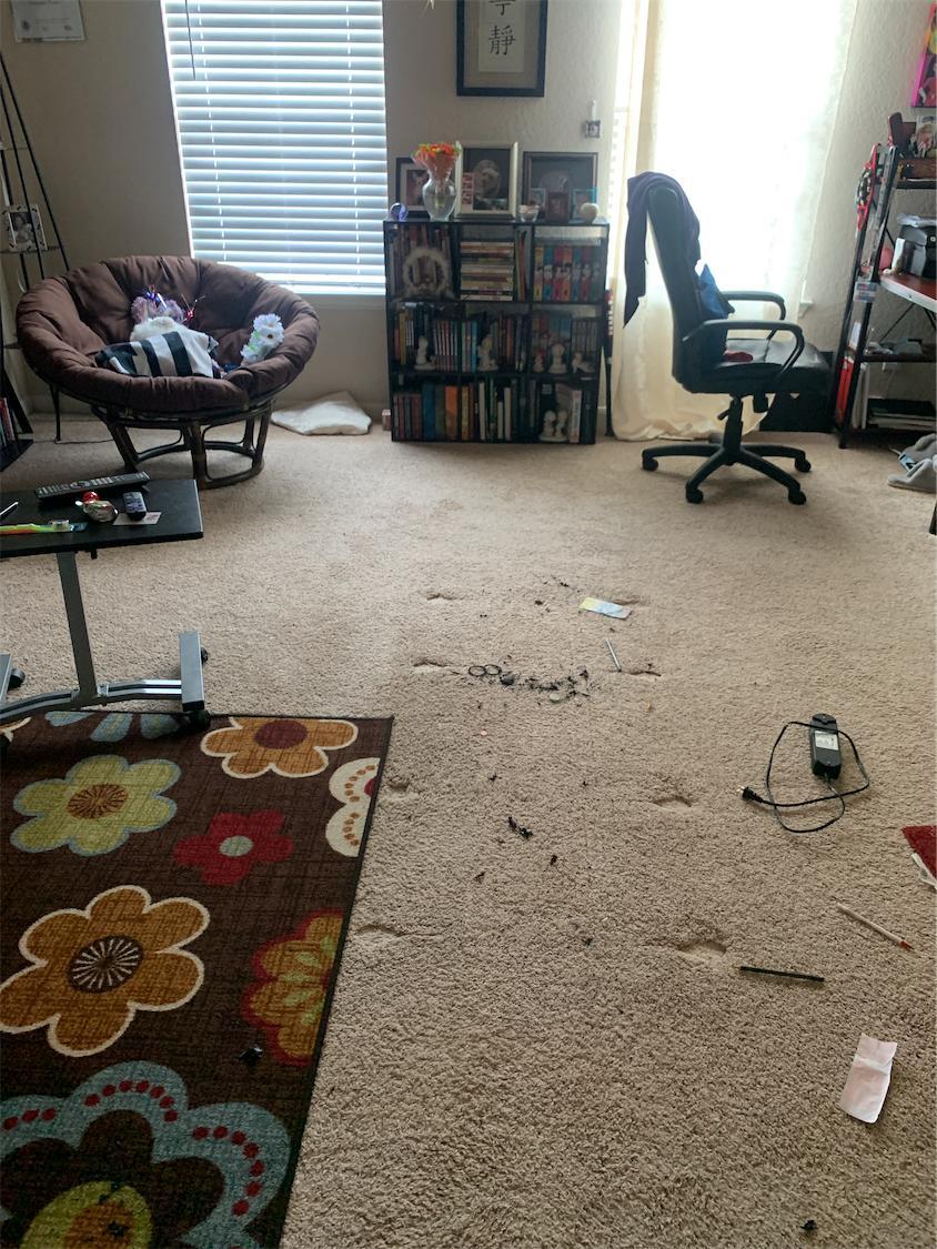 Furniture Removal Services Schertz, TX - After Photo