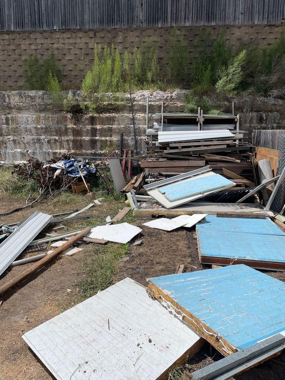 Construction Sites - San Antonio, TX - Before Photo