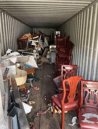 Storage Unit Cleanout Services - San Antonio, TX