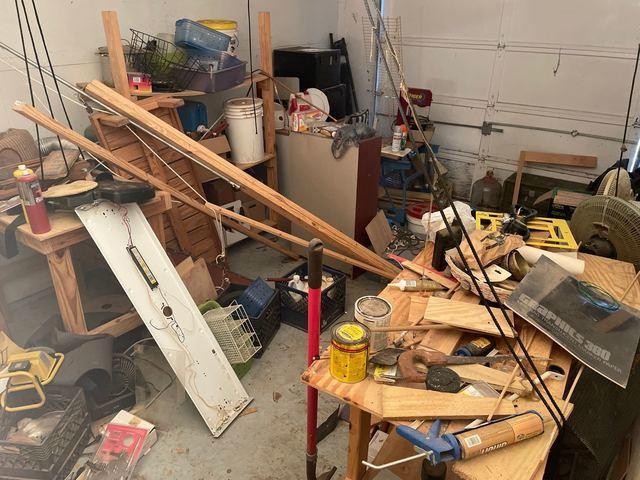 Garage Cleanout Services, New Braunfels, TX