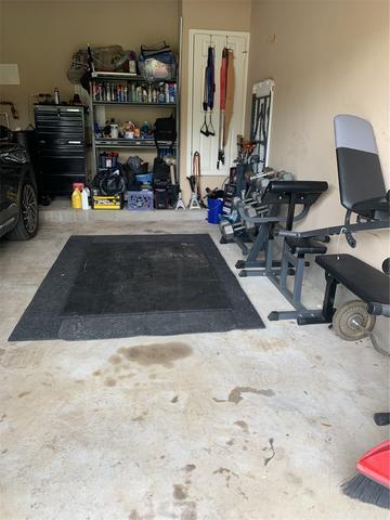 Garage Cleanout Services San Antonio, TX - After Photo