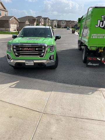 Curbside Pickup Services San Antonio, TX