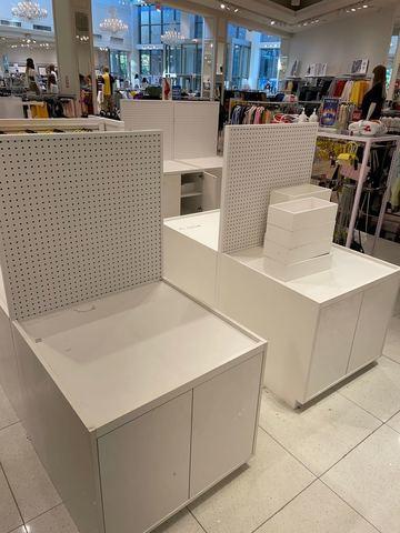 Retail Cleanout Services San Antonio, TX - Before Photo