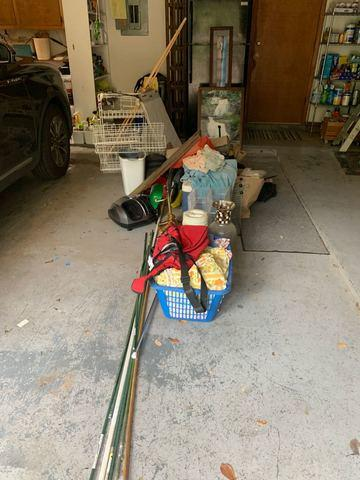 Garage Cleanout Services San Antonio, TX