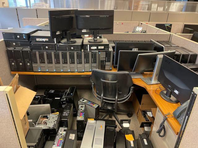 E-Waste Recycling Services - San Antonio, TX