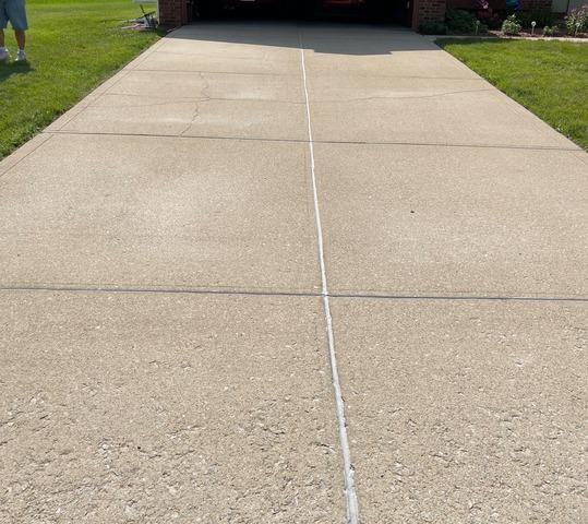 Clean, seal, and joint repair- Indianapolis, IN - After Photo