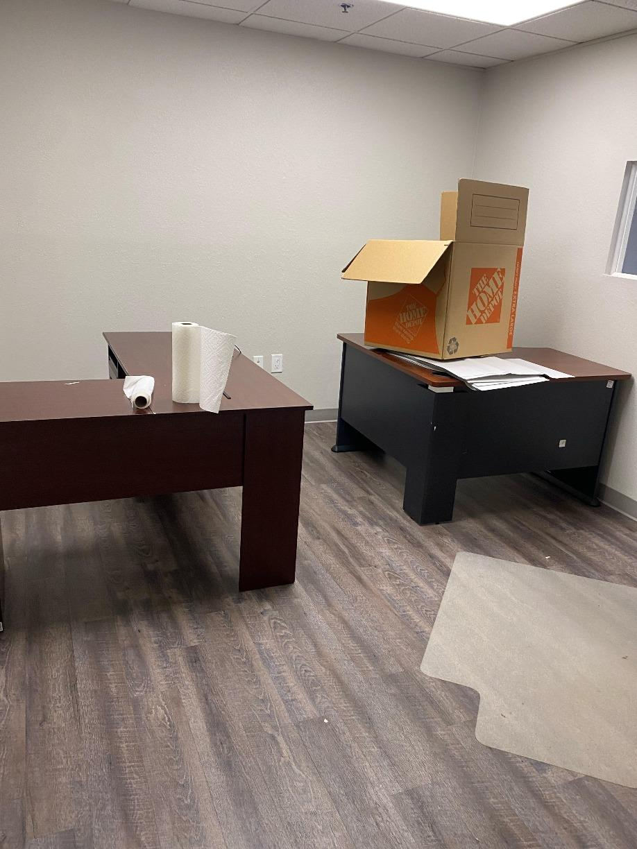 Office Cleanout Services in Lake Mary, FL - Before Photo