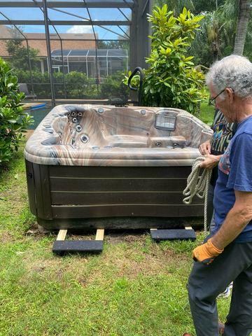 Hot Tub Removal Services in Windermere, FL