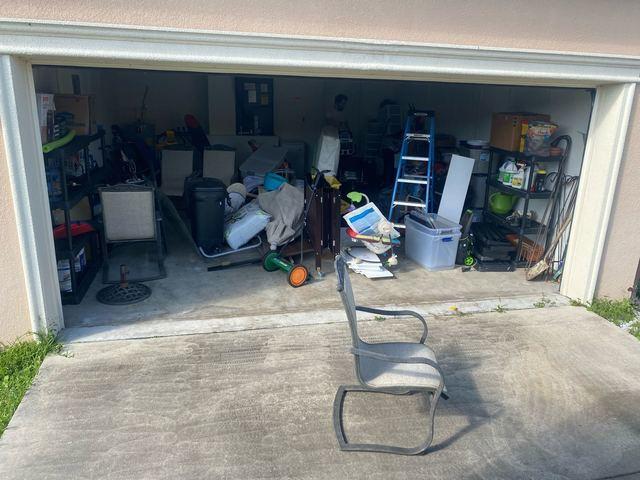 Garage Cleanout Services in Saint Cloud, FL