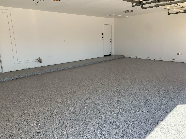 Garage Flooring Job in Mesa! - After Photo