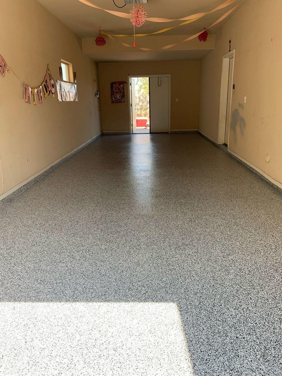 Chocolate Chip Flooring in Tempe! - After Photo