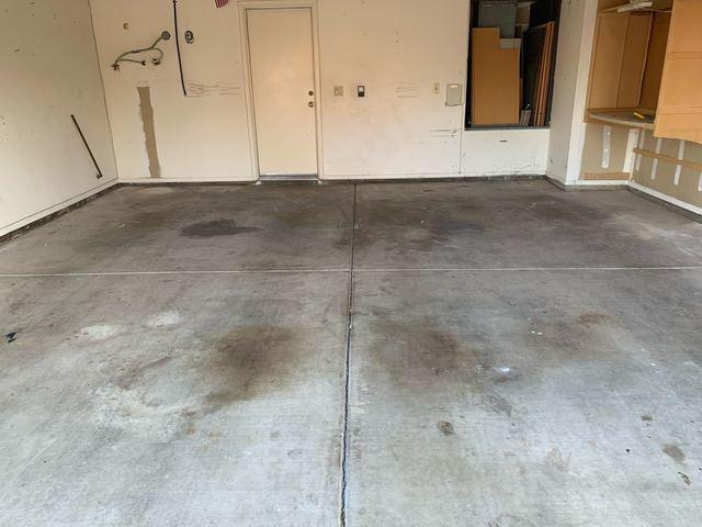 Our popular Chocolate Chip Floor going down in Arrowhead, Glendale!