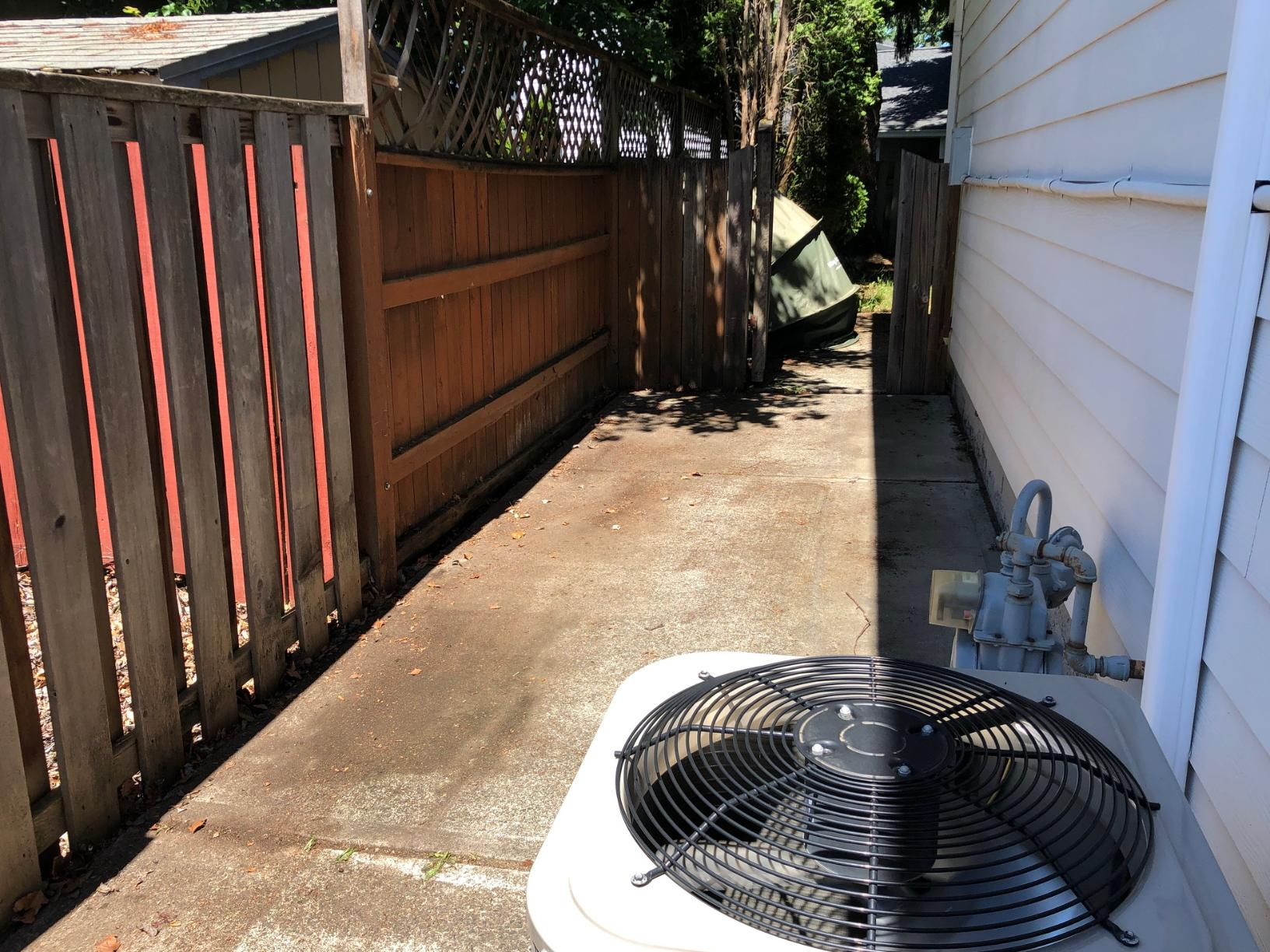 Troutdale, OR - Junk Removal - After Photo