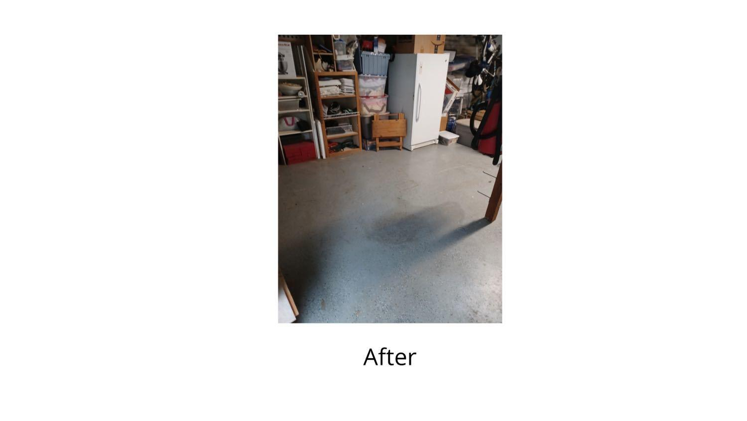 Decluttering a Home in Houston, TX - After Photo