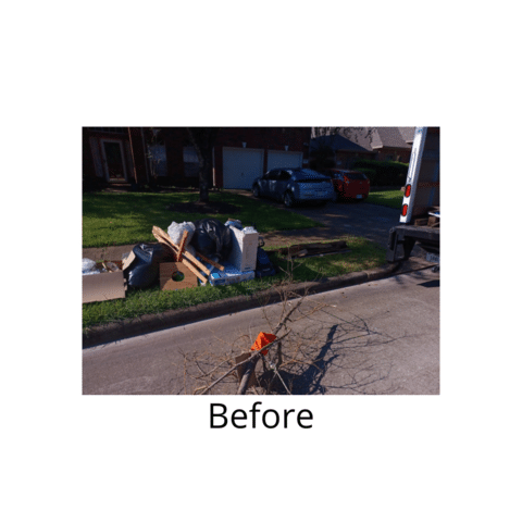 Junk Removal in Houston, TX