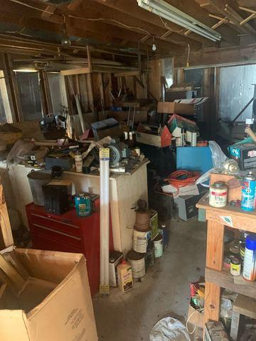 House Cleanout in Sante Fe, TX