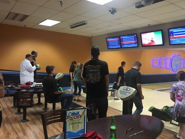 Adirondack Basement Systems' Company Bowling Party!