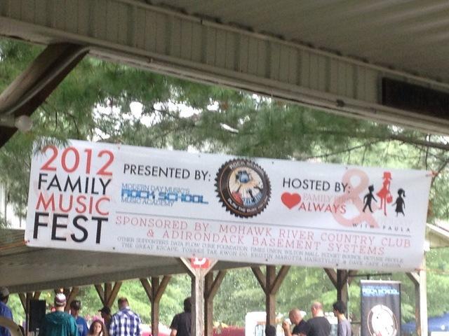 Adirondack Basement Systems Sponsors 2012 Family First Music Fest & Idol Co...