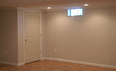 Finishing your basement can add liveable space to your home