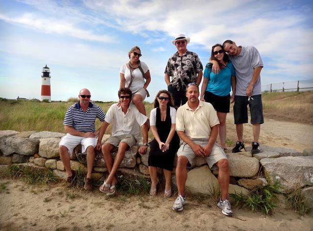 Adirondack Basement Systems visits Nantucket for Charity!