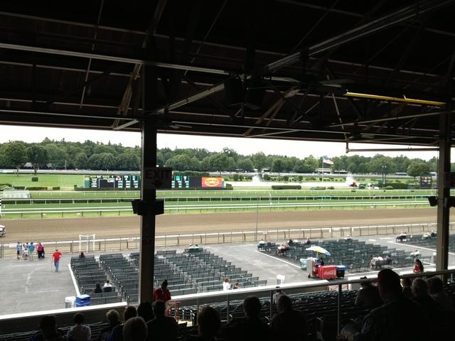 Adirondack Basement Systems Enjoys a Day At the Races!