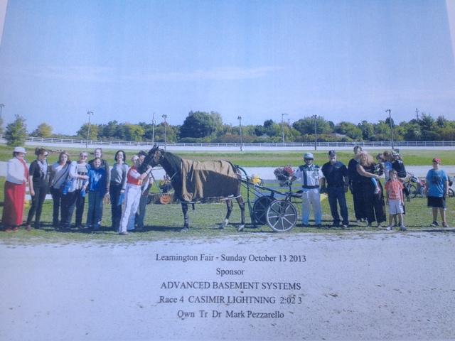 Advanced Sponsors Leamington Horse Race