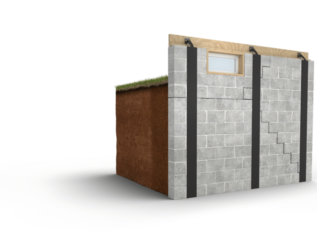 Carbon Amour Wall Strap for Foundations Ontario Advanced Basement Systems 21