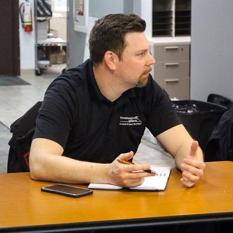 Meet our inspector Carl! Carl joined the Advanced Basement Systems Team in 2017. Before coming to Advanced, Carl's background was...