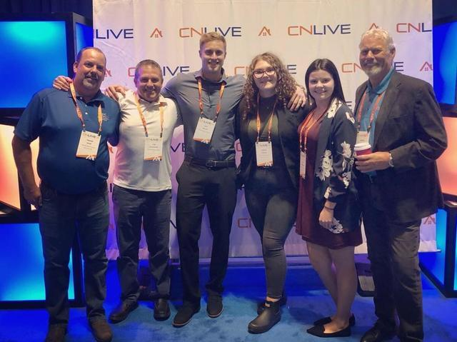 Some of our Advanced Basement Systems team members were thrilled to attend the recent CNLive event in Seymour, Connecticut....