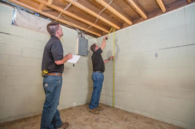 Our design technicians are expertly trained to diagnose foundation problems. During the inspection process, they will guide you through the...