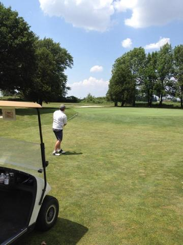 Advanced Basement Systems and London Executive Association Golf Day