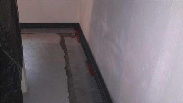 These homeowners wanted a permanent solution. They did not want to have to think about or see water in their...