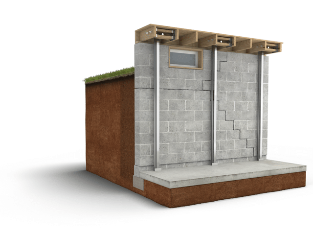 PowerBrace Wall Stabilizer Foundations Ontario Advanced Basement Systems 21