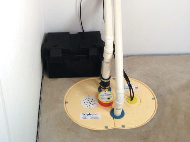 Your home's primary defense against water intrusion is a powerful and reliable sump pump system. But what if the power...