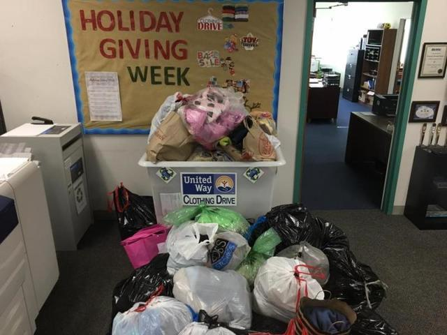 Holiday Giving Week at Connecticut Basement Systems
