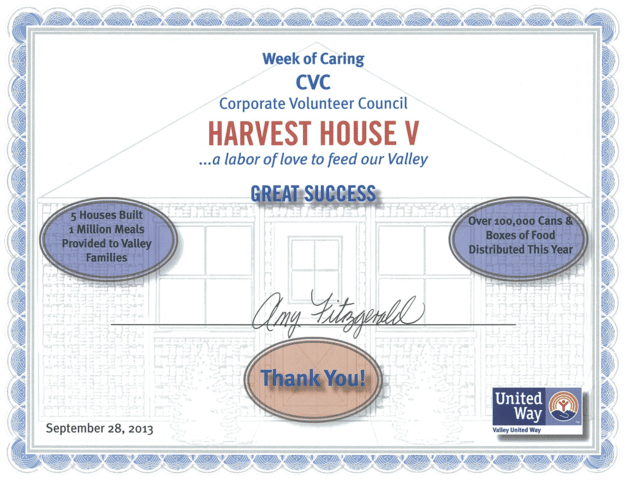 Connecticut Basement Systems participated in their 5th Harvest House Festival!...